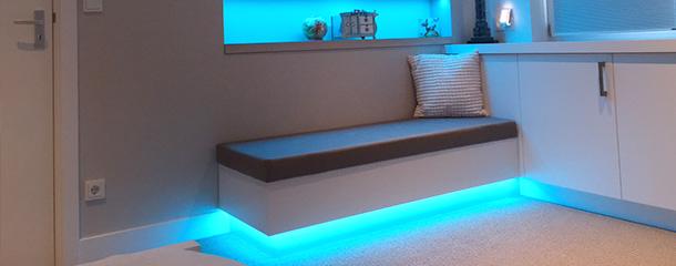 LED verlichting | MolSier | Electro- & beveiligingstechniek